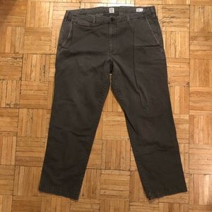 Gap gray chinos 40x30